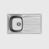 1 14 100x100 - Chậu Hafele inox Claudius HS-SSD8650