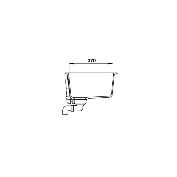 4 4 600x600 - Chậu đá Hafele Antonius HS-GS5543