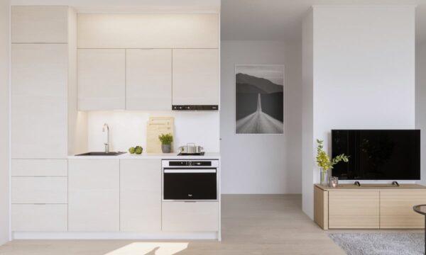 63 600x360 - Tủ bếp hiện đại kiểu chữ I TBI0032