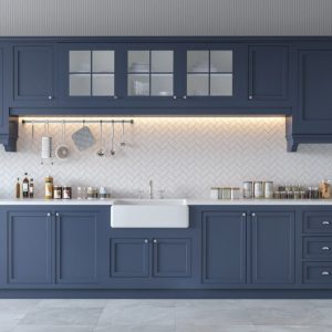 TBI0012 300x300 - Tủ bếp hiện đại kiểu chữ I TBI0012