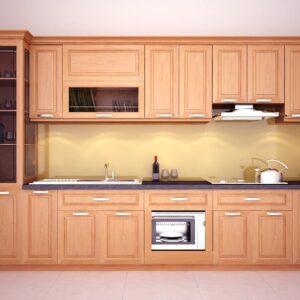 TBI0020 300x300 - Tủ bếp hiện đại kiểu chữ I TBI0020