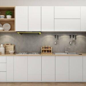 TBI0025 300x300 - Tủ bếp hiện đại kiểu chữ I TBI0025