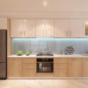 TBI0026 300x300 - Tủ bếp hiện đại kiểu chữ I TBI0026