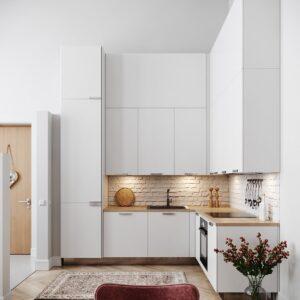 TBL1007 300x300 - Tủ bếp hiện đại kiểu chữ L TBL1007