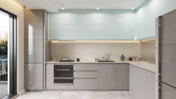 TBL1008 600x338 - Tủ bếp hiện đại kiểu chữ L TBL1008