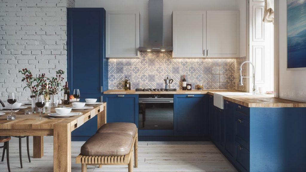 TBL1010 1024x576 - Nên chọn bề mặt phủ nào cho tủ bếp? Tốt gỗ phải tốt cả nước sơn