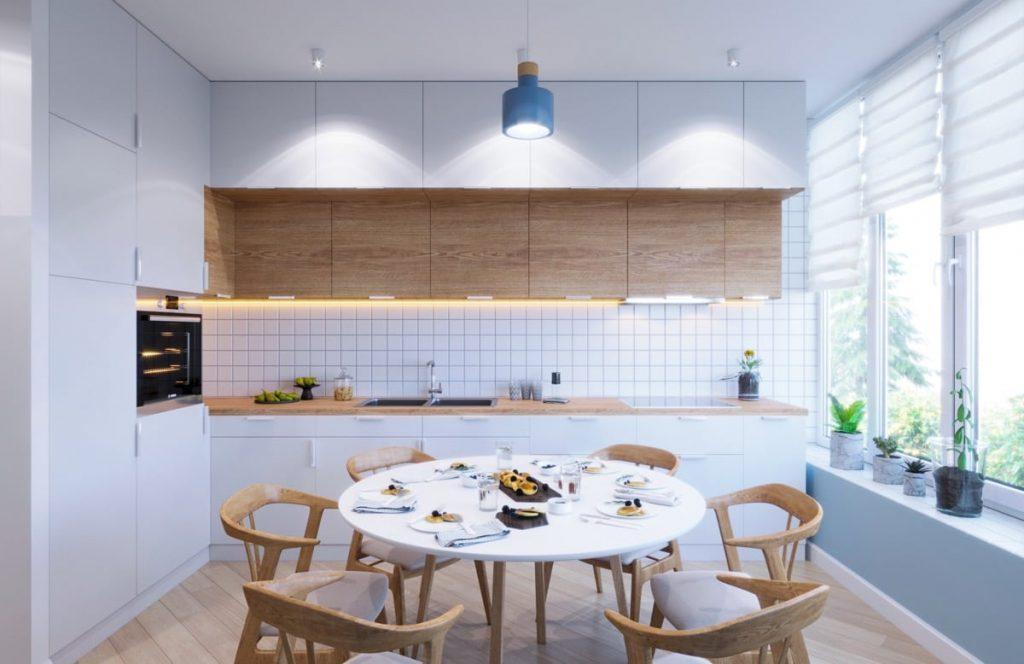 TBL1012 1024x664 - Nên chọn bề mặt phủ nào cho tủ bếp? Tốt gỗ phải tốt cả nước sơn