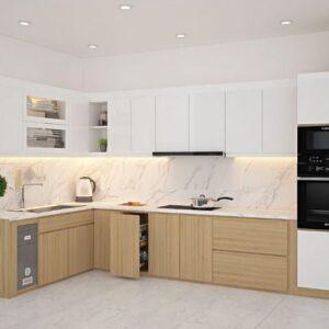 TBL1016 300x300 - Tủ bếp hiện đại kiểu chữ L TBL1016
