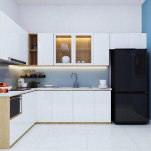 TBL1017 300x300 - Tủ bếp hiện đại kiểu chữ L TBL1017