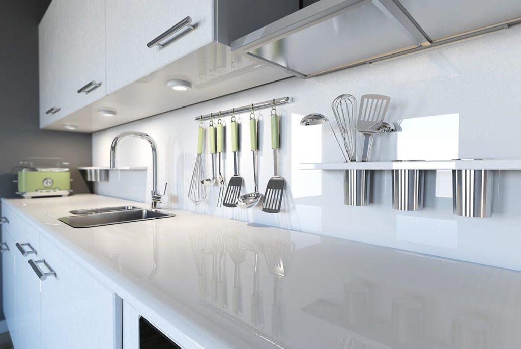 Steps to achieve a sparkling clean kitchen 1024x685 - Các thiết bị nhà bếp hiện đại có thể thay đổi cuộc sống của bạn như thế nào?