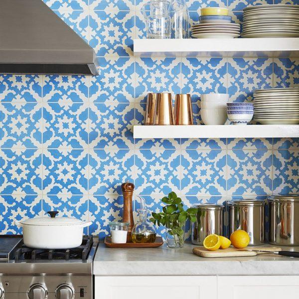 18 y tuong nha bep day mau sac lam bung sang ngoi nha ban 600x600 - 18 ý tưởng nhà bếp đầy màu sắc làm bừng sáng ngôi nhà bạn