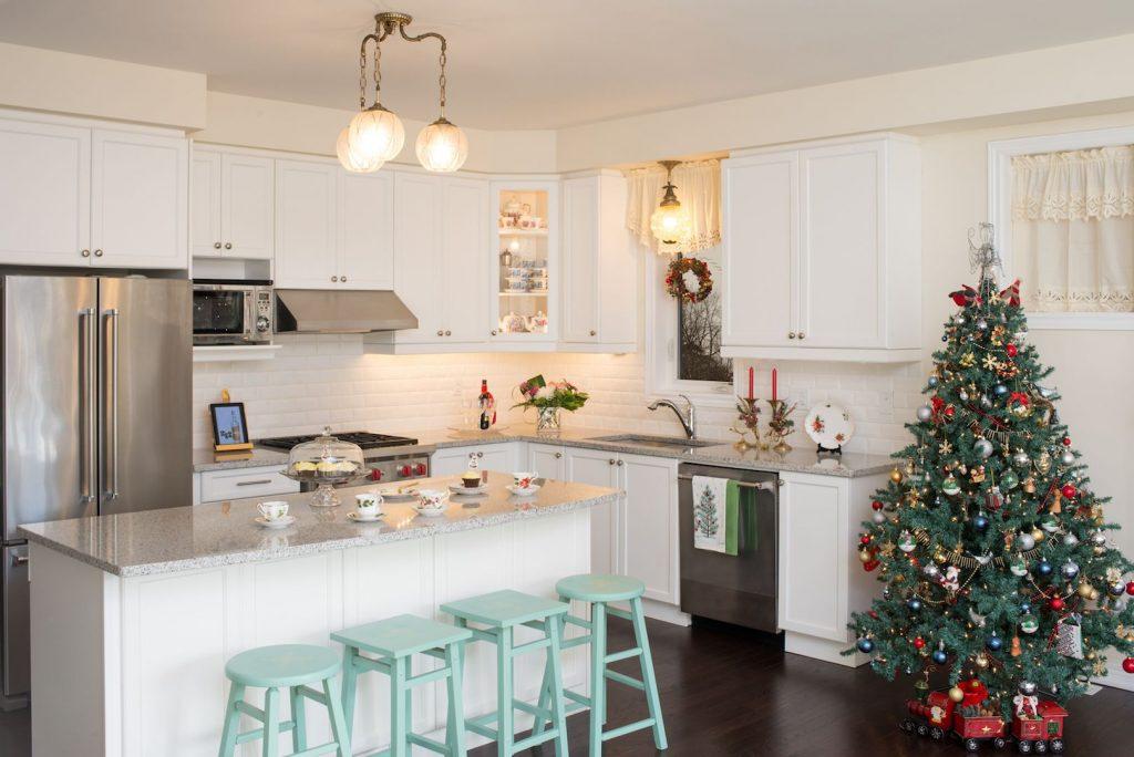 5 2 1024x684 - Giáng sinh đến rồi - trang trí bếp thôi!
