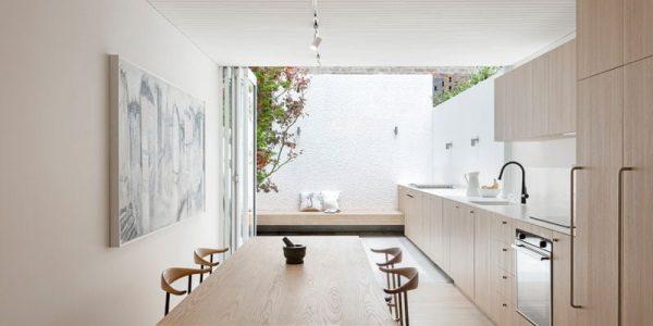 Tủ bếp nối dài có một không hai  – Bạn đã từng thấy chưa?