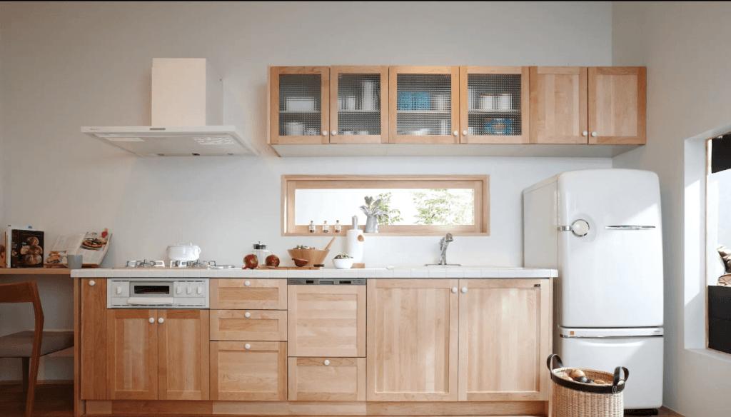 Christmas Kitchen 1024x584 - 5 thiết kế bếp dành riêng cho gia đình mùa Tết này