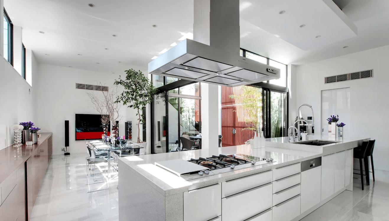 5 thiết kế bếp dành riêng cho gia đình mùa Tết này