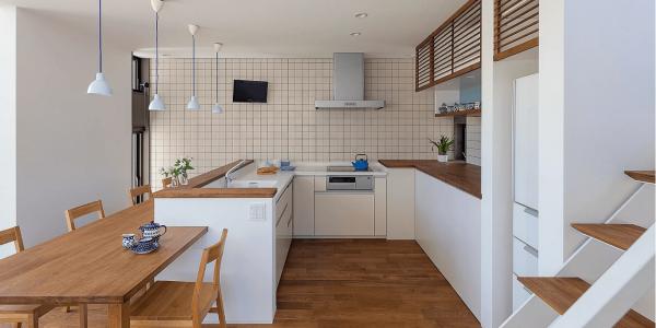 11 thiết kế bếp kết hợp phòng ăn – tiết kiệm không gian cho ngôi nhà bạn