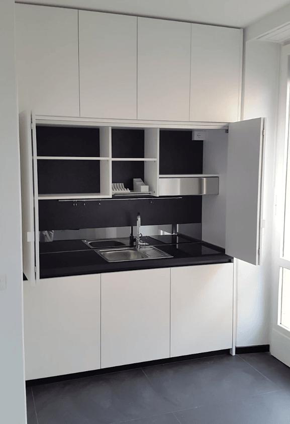 Screenshot 6 - 10 mẫu tủ bếp thông minh - đẹp mê hồn