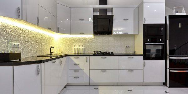 Thiết kế nhà bếp đẹp cao cấp hiện đại phù hợp với từng loại nhà ở