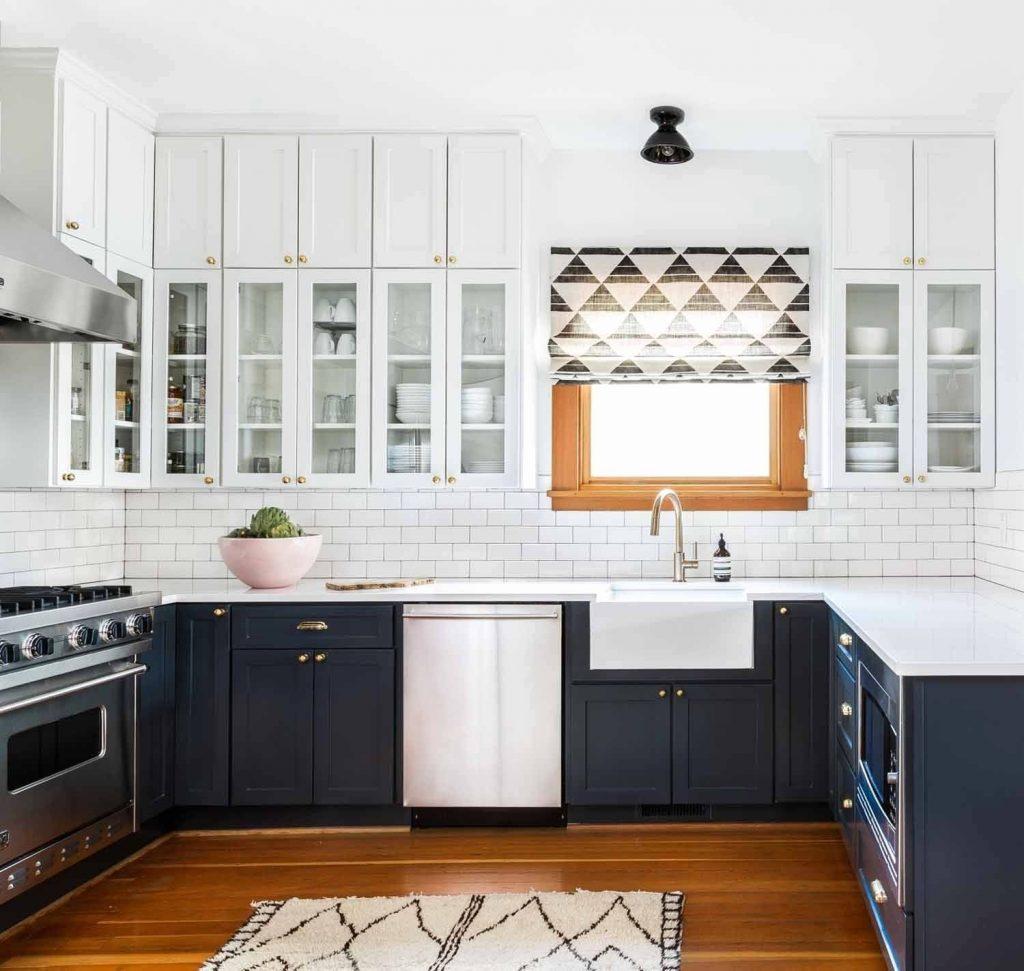 nice semi gloss vs satin kitchen flooring 1024x971 - Những sai lầm nghiêm trọng trong thiết kế nhà bếp và giải pháp cực đơn giản