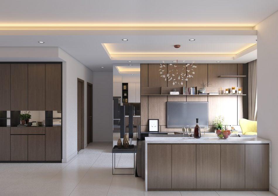 phong bep - Mách bạn 6 mẹo lựa chọn tủ bếp đẹp nhất