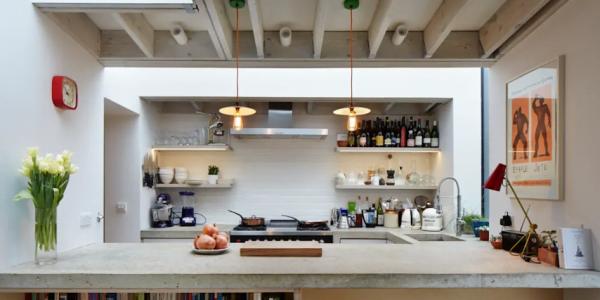 10 tủ bếp vừa đẹp vừa tiện để bạn thoải mái nấu nướng