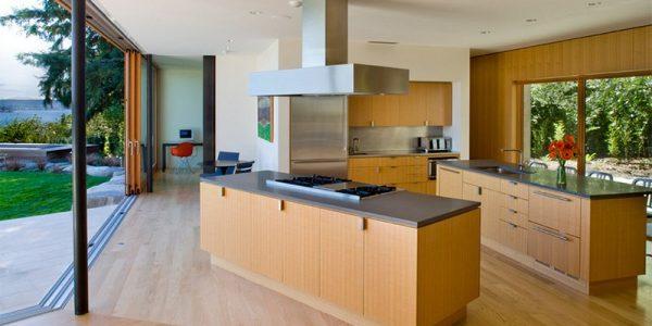 """10 thiết kế """"Hai tủ bếp đảo"""" độc lạ bậc nhất"""