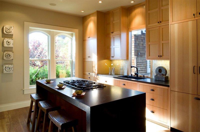 25 thiet ke tu bep shaker 11 - 25 thiết kế tủ bếp lấy lòng bạn từ cái nhìn đầu tiên