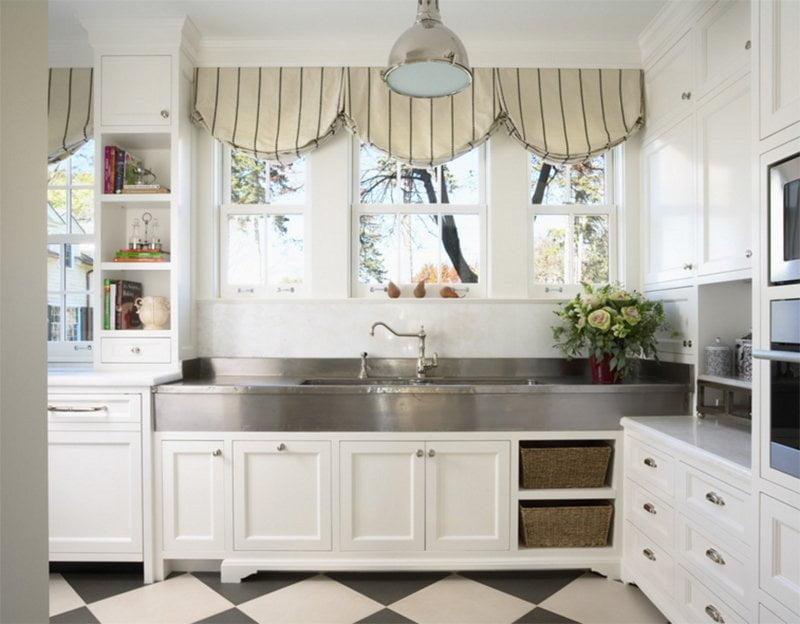 25 thiet ke tu bep shaker 12 - 25 thiết kế tủ bếp lấy lòng bạn từ cái nhìn đầu tiên