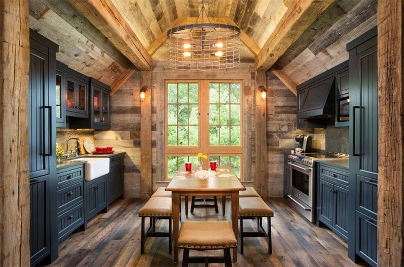 25 thiet ke tu bep shaker 13 - 25 thiết kế tủ bếp lấy lòng bạn từ cái nhìn đầu tiên