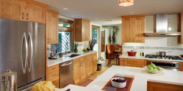 25 thiết kế tủ bếp lấy lòng bạn từ cái nhìn đầu tiên