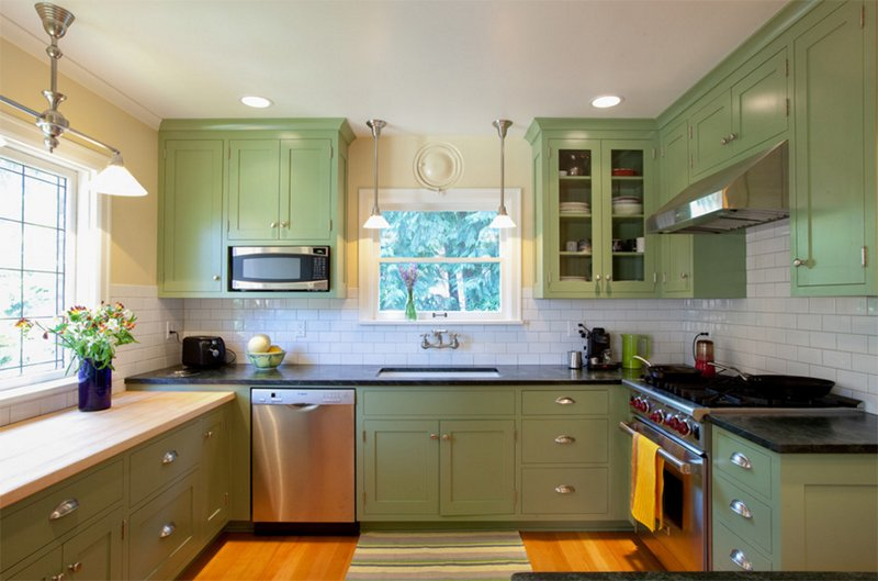 25 thiet ke tu bep shaker 16 - 25 thiết kế tủ bếp lấy lòng bạn từ cái nhìn đầu tiên