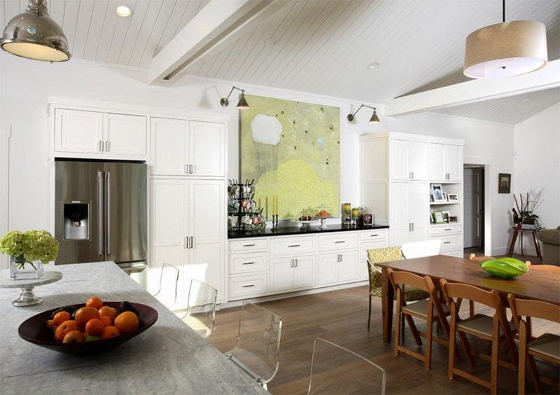 25 thiet ke tu bep shaker 17 - 25 thiết kế tủ bếp lấy lòng bạn từ cái nhìn đầu tiên