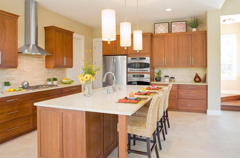 25 thiet ke tu bep shaker 22 - 25 thiết kế tủ bếp lấy lòng bạn từ cái nhìn đầu tiên