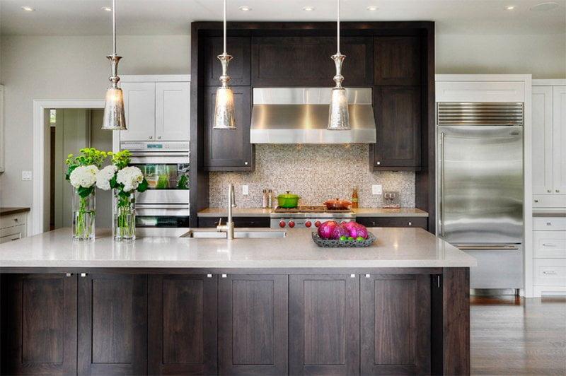 25 thiet ke tu bep shaker 3 - 25 thiết kế tủ bếp lấy lòng bạn từ cái nhìn đầu tiên