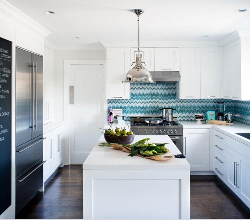 25 thiet ke tu bep shaker 8 - 25 thiết kế tủ bếp lấy lòng bạn từ cái nhìn đầu tiên