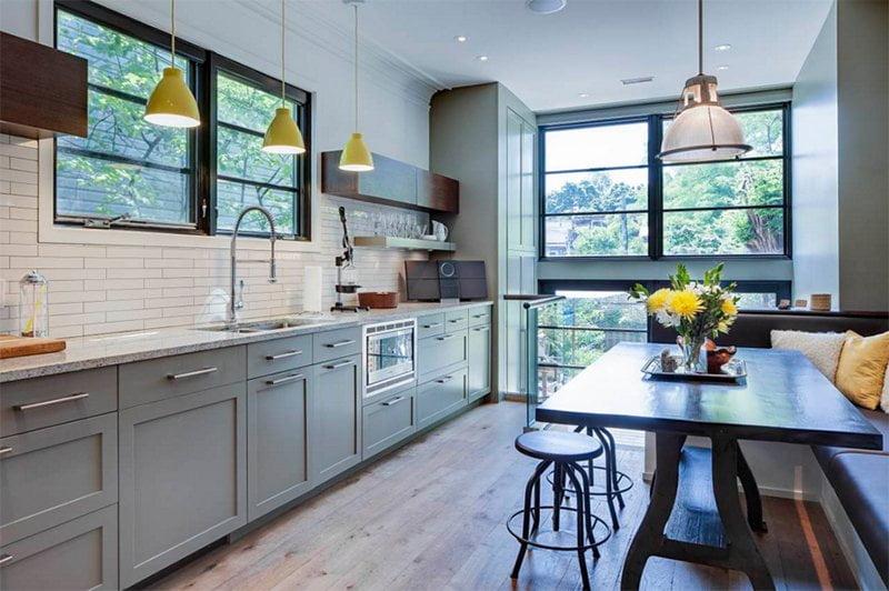 25 thiet ke tu bep shaker 9 - 25 thiết kế tủ bếp lấy lòng bạn từ cái nhìn đầu tiên
