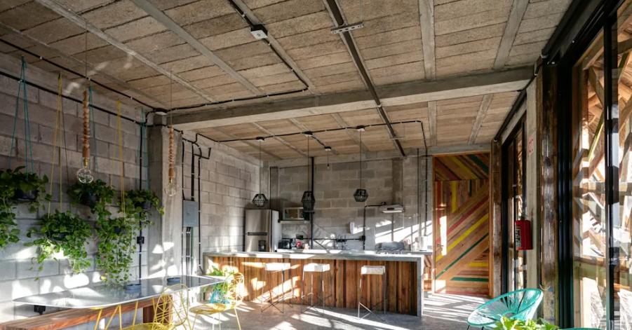 8 phòng bếp tự nhiên, ấm áp của những gia đình khỏe mạnh, hạnh phúc