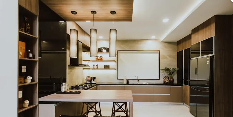 5 thiet ke phong bep tu nhien2 1 - 8 phòng bếp tự nhiên, ấm áp của những gia đình khỏe mạnh, hạnh phúc