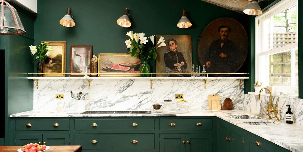 Cảm hứng mới cho không gian bếp nhà bạn
