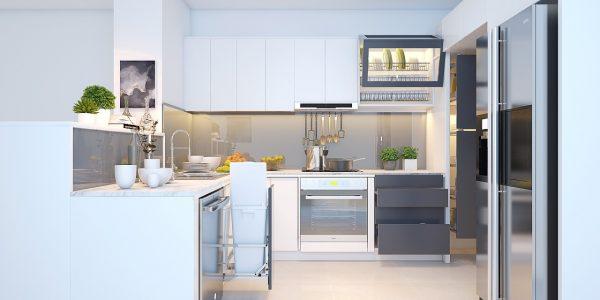 Mách bạn 5 lưu ý khi thiết kế tủ bếp