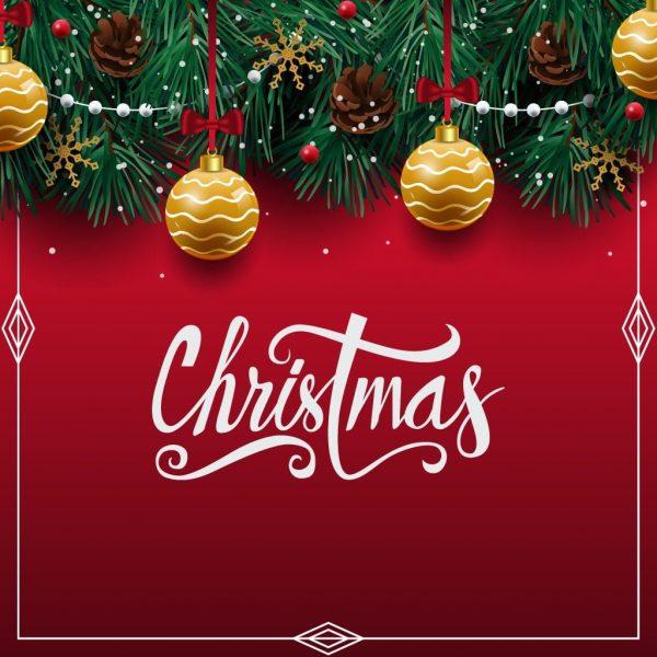 christmas bg fb 600x600 - Mừng giáng sinh - Tri ân khách hàng - Ngập tràn ưu đãi