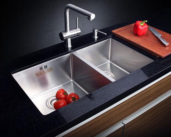 lua chon bon rua hop ly 1 - Nên chọn mẫu bồn rửa nào cho bếp nhà mình