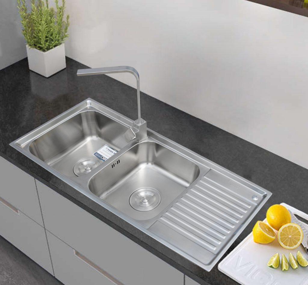 lua chon bon rua hop ly 3 1024x948 - Nên chọn mẫu bồn rửa nào cho bếp nhà mình