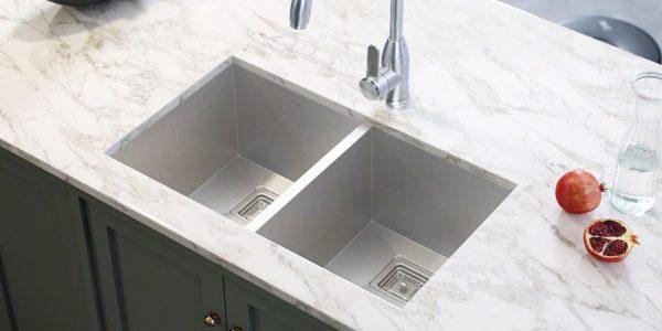 Nên chọn mẫu bồn rửa nào cho bếp nhà mình