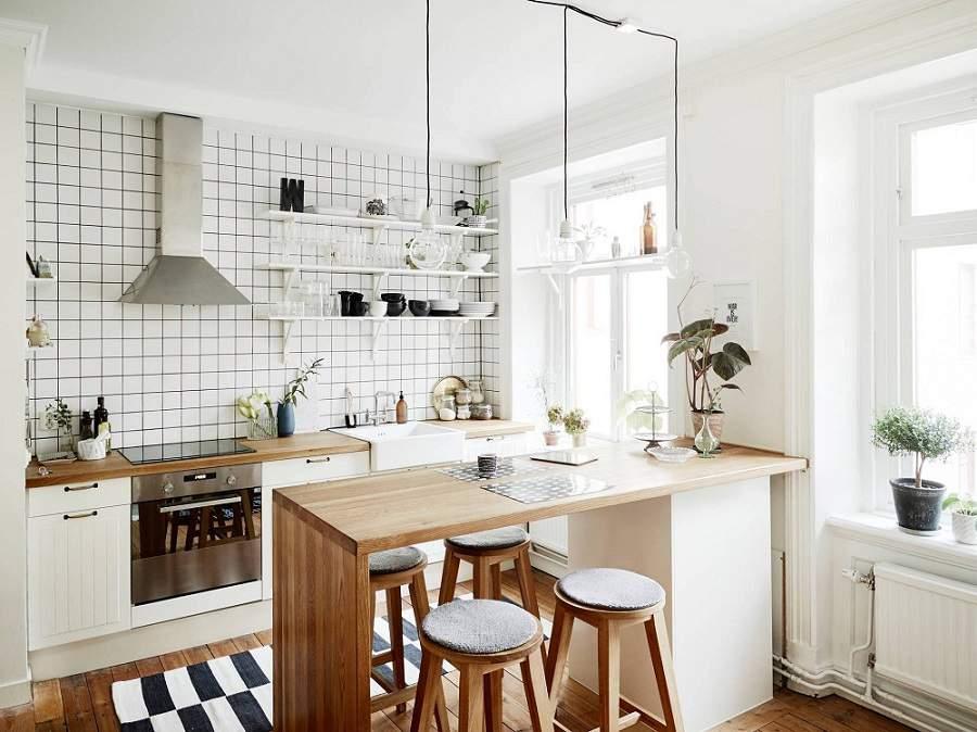 mach ban - Mách bạn 5 lưu ý khi thiết kế tủ bếp