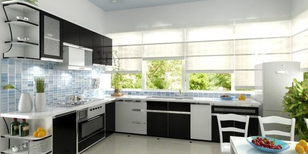Mang thiên nhiên vào nhà bếp của bạn