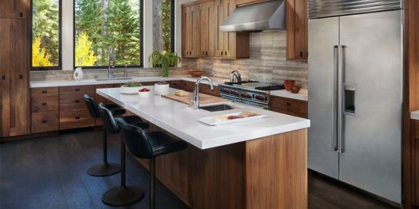 """Ý tưởng thiết kế nhà bếp """"lấp lánh"""" dành cho riêng bạn"""