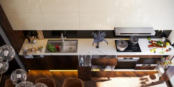 Vì sao phụ kiện tủ bếp bằng inox được nhiều người ưa chuộng?