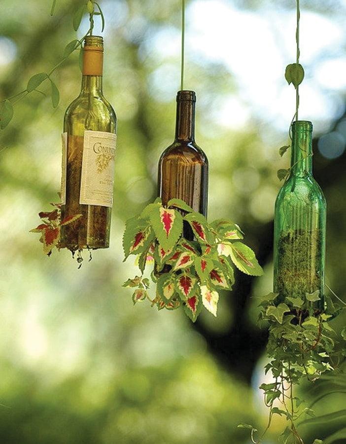 Meo hay hoi sinh do dung nha bep 7 - Mẹo hay: Hồi sinh đồ dùng nhà bếp cho khu vườn trong mơ
