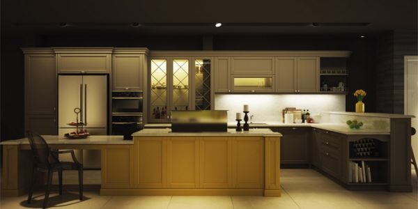 Tuyệt chiêu bố trí nội thất bếp đẹp, tiện nghi